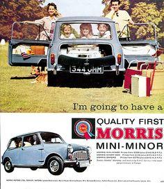 Classic Mini Ads