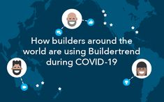 Trying to maintain some sense of business as usual during this time? See how these builders are using Buildertrend to keep things moving in our current environment. Construction Group, Commercial Construction, Building Companies, New Builds, Project Management, Building Design, Being Used, Custom Homes, News