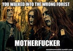 Haters Are Gonna Hate! Heavy Metal Memes - http://www.cvltnation.com/laugh-everything-around-meheavy-metal-memes/