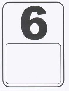 ALFABETIZAÇÃO CEFAPRO DE PONTES E LACERDA : Cartazes de Numerais