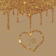 Best Ideas For Birthday Ilustration Girl Heart M Wallpaper, Alphabet Wallpaper, Wallpaper Iphone Cute, M Letter Design, Alphabet Design, Stylish Letters, Fancy Letters, Creative Lettering, Lettering Design