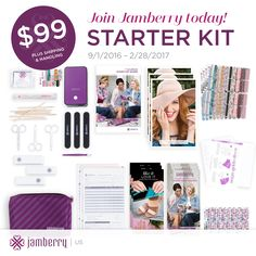 Jamberry Starter Kits are now available in Spanish, too!  Check out this link for more information about starting your own income generating business with my team!  Message me if you if you have any questions or comments and take care now! ~ Jenna
