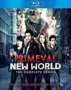 Primeval: New World: The Complete Series