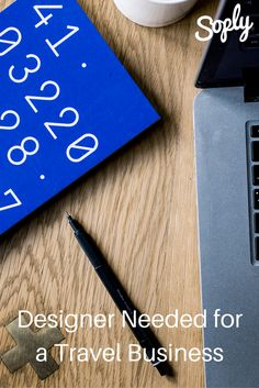 #Designer needed to #design #marketing #flyers for a #travel #business. Apply #asap by clicking the pin!
