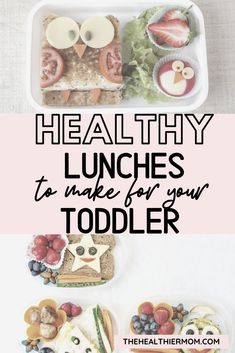 Healthy Toddler Lunches, Healthy Toddler Meals, Toddler Food, Scrambled Eggs With Spinach, Spinach And Feta, Lunch Recipes, Baby Food Recipes, Healthy Recipes, New Flavour