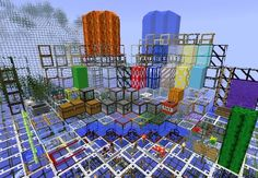 X Ray Texture Pack Minecraft 1.5.2 / 1.5.1 / 1.4.7