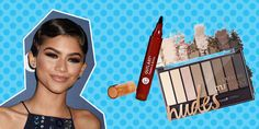 "Zendaya revealed to Elle that she loves using drugstore makeup. How could she not?! She's the face of CoverGirl. ""One of my favorites is the CoverGirl TruNaked Eye Shadow Palette,"" Queen Z revealed. ""Lipsticks in general, they come and go, and drugstores have a gazillion colors for everything you want to do — you don't have to pay $70  a lipstick. That's so unnecessary. $3 dollar or $4 each. I like CoverGirl's Outlast Lipstain in Nude Kiss; it's my go-to for a long day."""