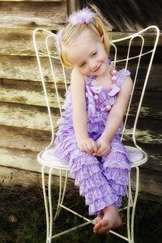 Lace petti tops, so sweet!