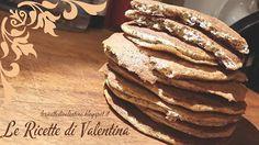 Le Ricette di Valentina: Pancake allo yogurt greco e farina di grano saraceno integrale
