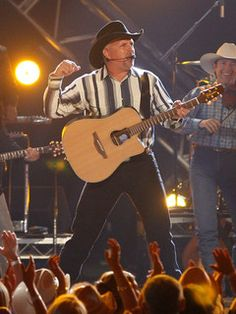 Garth Brooks - want him to come back!