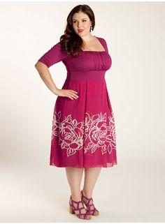 Jocelyn Plus Size Dress - Work Wear Collection by IGIGI