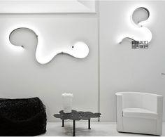 Теплый светильник водить стены современный минималистский спальне прикроватные лампы гостиной лампы проходу лестницы коридор Бар Кафе - Taobao