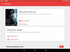 Grab some free Google Play Books content with your new Nexus 9 – also Gravity in Google Play Movies & TV