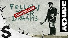 anarchic art banksy - YouTube