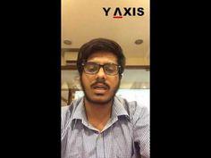 Y-Axis Client Mr.Meher Venkat Reviews On His Australia Tourist visa Processing.
