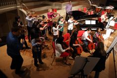 Neighborhood Strings – community-based program of the Worcester Chamber Music Society that offers free music lessons in violin, viola and cello to youth from the Main South neighborhood #WCMS #Worcester
