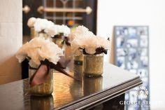 George Street Photography   #AldenCastle #LongwoodVenues #BostonWedding #Wedding #Bride #Groom #Reception #Centerpiece #Flowers #Love http://www.georgestreetphoto.com www.longwoodevents.com