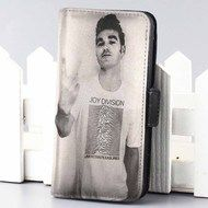 Morissey The Smiths. wallet case for iphone 4,4s,5,5s,5c,6 and samsung galaxy s3,s4,s5