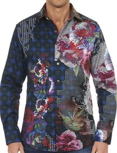 6715b7b51 352 Best Robert Graham Shirts I Have, Styles I Know images | Robert ...