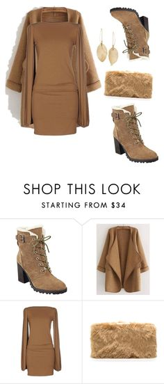 """""""Untitled #720"""" by twilsm ❤ liked on Polyvore featuring Ivanka Trump, WithChic and Lulu*s"""