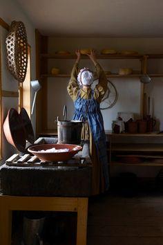 Old Sturbridge farm Kitchen , Museum Historical Sites, Historical Photos, Art O Mat, Sturbridge Village, Primitive Kitchen, Primitive Country, Colonial America, Kitchen Images, Colonial Williamsburg