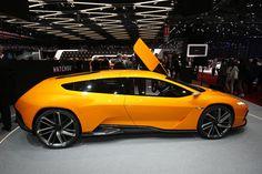 Italdesign GTZero Concept at Geneva 2016