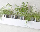 Wall Storage Box Organizer Shelf - Vertical Garden - Organizer - White - Set of 2 - 3001 Ways