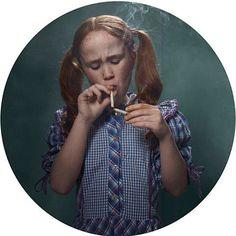 """Smoking Kids"" by Frieke Janssens"