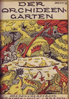 The World's First Fantasy Magazine: Der Orchideengarten - 50 Watts