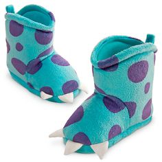 Sulley Boots for Baby | Slippers | Disney Store