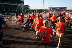 The race is underway!  http://www.mtt-rockymountain.org