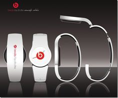 Pretty awesome. Beats by Dre headphones that are also a watch
