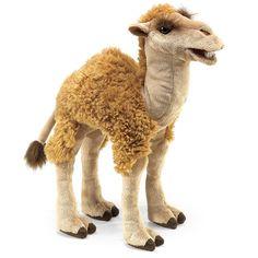 Folkmanis Camel Hand Puppet