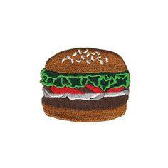 Patch hamburger