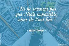 #Impossible #Confiance #Citation #Twain