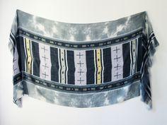 Scout & Catalogue - Aztec Storm scarf