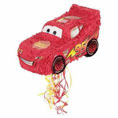 Cars piñata at Target