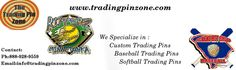 www.tradingpinzone.com We can even use a picture of your players' jersey or hat to create a design! We LOVE taking your ideas and running with them! We think this is the best way to design your trading pins, because we know they will really match your team's personality, and that's what we want to do.