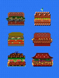 Pixelburgers and Spritewiches