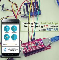 how to call rest api from android app