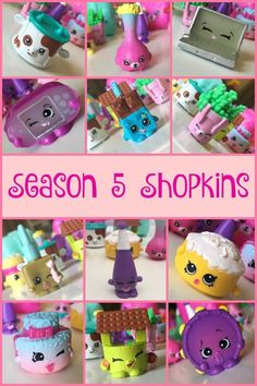 Season 5 Shopkins 12 Pack REVEALED See Whats Inside Our Newest