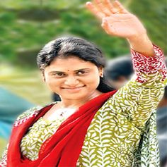 Sharmila to contest 2014 Polls! | The Hyderabad Times