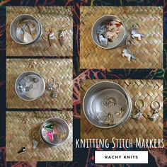 My Knitting and Knitting Accessories Knitting Accessories, Stitch Markers, Knitting Stitches, Knit Patterns, Knits, Diy And Crafts, Felt, Group, Inspiration