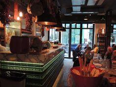 Os fabulosos restaurantes de Jamie Oliver - Ambiente agradável