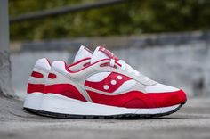 "Saucony ""Running Man"" Shadow 6000 Collection"
