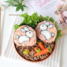 Bunny Deco Sushi and Cookbook Launch - Little Miss Bento Japanese Food Art, Japanese Sushi, My Sushi, Sushi Art, Unique Recipes, Asian Recipes, Bento Recipes, Bento Ideas, Food Hub