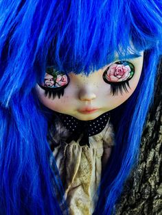 Cute Baby Dolls, Cute Babies, Close Your Eyes, Faeries, Blythe Dolls, Beautiful Dolls, Halloween Face Makeup, Charmed, Etsy