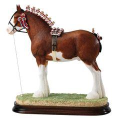 Border Fine Arts Classic Collection B1540 In Full Regalia Horse Limited 150 | eBay