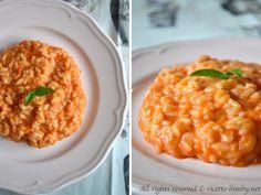 Risotto pomodorini freschi e mozzarella Bimby