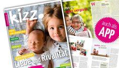 Abo-Teaser: kizz. Das Elternmagazin für die Kitazeit